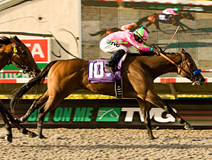 El Brujo wins the 2010 Pat O'Brien.