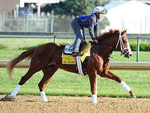 El Padrino - Churchill Downs, May 2, 2012.