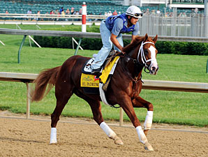 El Padrino - Churchill Downs, May 3, 2012.