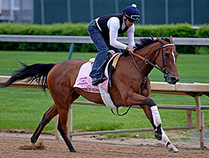 Empress of Midway - Churchill Downs, April 25, 2014