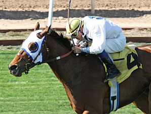 F. D. Icy wins the Dwight D Patterson Handicap.