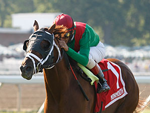 Fantastico Roberto wins the 2010 Choice Stakes.