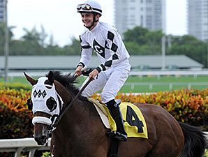 Fast Anna - Allowance Win, July 6, 2014.