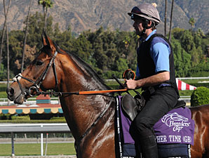 Father Time 2009 Breeders' Cup