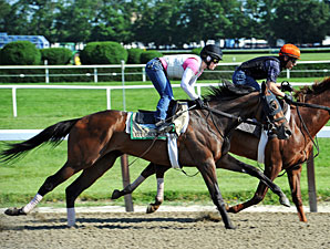 Five Sixteen - Belmont June 1, 2012.