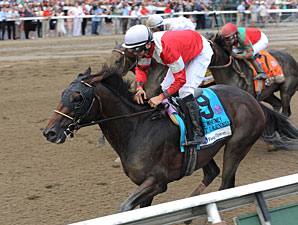 Fort Larned wins the 2012 Whitney.