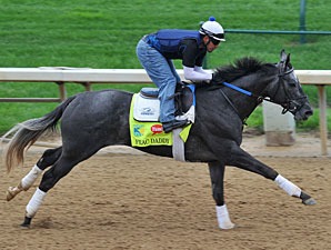 Frac Daddy - Churchill Downs, April 29, 2013.