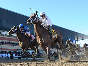 Gemologist wins the 2012 Wood Memorial.