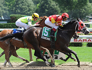 Giant Moon wins the 2010 Evan Shipman.
