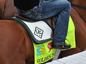 Golden Soul - Churchill Downs, April 29, 2013.