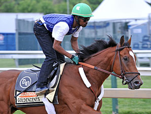 Goldencents - Pimlico, May 16, 2013.