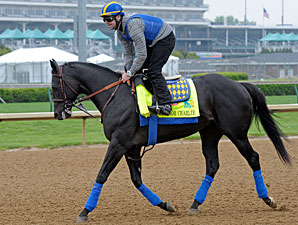 Govenor Charlie - Churchill Downs, April 26, 2013.