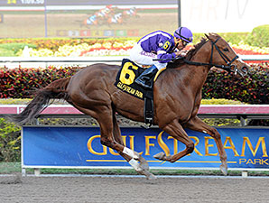 Heart Stealer wins the 2014 Inside Information.