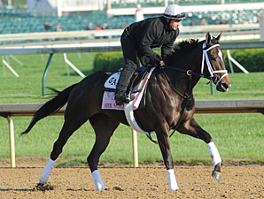 Her Smile - Churchill Downs, 05/5/11.