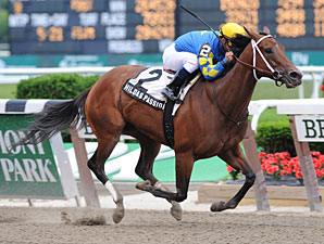 Hilda's Passion wins the 2011 Vagrancy.