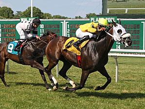 Hobbs - AOC win at Monmouth, June 28, 2013.