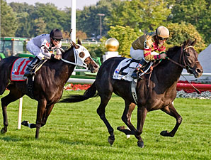 Hot Cha Cha wins the 2009 Pucker Up.