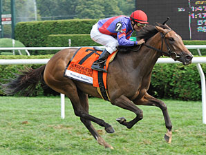 Hungry Island wins the Lake Placid
