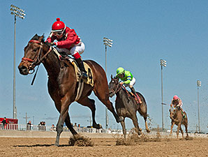 I Got It All wins the 2014 Land of Lincoln Stakes