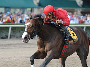 Indiano wins the 2012 Mr. Prospector.