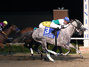 Informed Decision wins the 2010 Presque Isle Downs Masters.