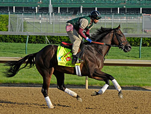 Itsmyluckyday - Churchill Downs, May 1, 2013.