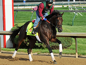 Itsmyluckyday - Churchill Downs, May 2, 2013.