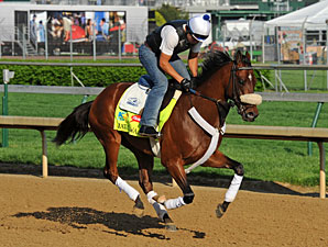 Java's War - Churchill Downs, May 1, 2013.