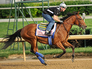 Jemima's Pearl - Churchill Downs May 3, 2012.