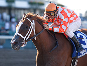 Just Jenda wins the 2010 Molly Pitcher.