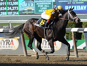 Kauai Katie wins The Matron Stakes.