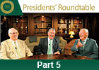 Keeneland Presidents Round Table: Part 5