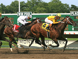 Kensei wins the 2011 Salvator Mile