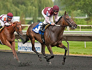 Kepi wins the 2014 Lincoln Heritage Handicap.
