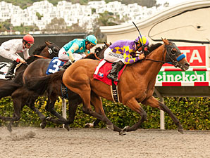 Kettle Corn wins the 2013 San Diego Handicap.