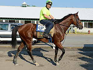 Kid Cruz - Belmont Park, June 3, 2014.