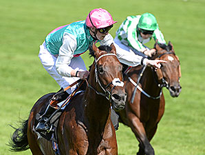 Kingman wins the 2014 St. James's Palace Stakes