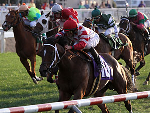 Kissimmee Kyle in the Bayou St. John Handicap.