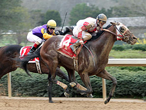 Let It Rock wins the 2009 Razorback Handicap.