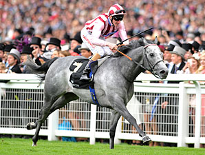 Lethal Force wins the 2013 Diamond Jubilee Stakes.