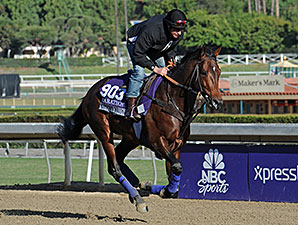 London Bridge - 2013 Breeders' Cup, October 30, 2013.