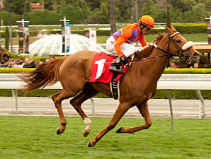 Malibu Pier wins the 2011 Santa Ana.