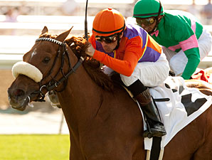 Malibu Pier wins the 2011 Santa Barbara.