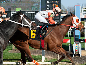 Manito Allowance/Optional Claiming Race April 13, 2013.