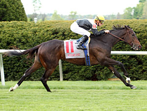 Marketing Mix Keeneland ALW win 04/11/2012