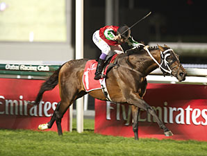 Mikhail Glinka wins the 2012 Dubai City of Gold.