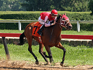Motega wins the 2011 Hoover Stakes.
