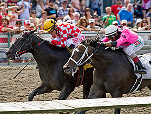 Mr. Bowling wins the 2014 Lieutenant Governors' Handicap.