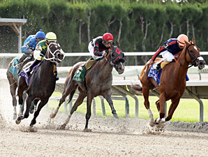 Musical Romance wins the 2012 Princess Rooney.