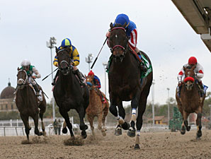 Nates Mineshaft wins the 2012 Mineshaft.